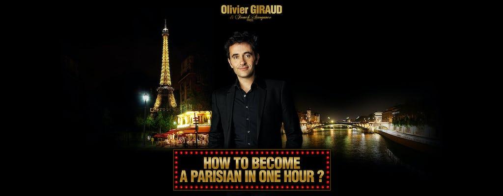 Biglietti per lo spettacolo How to become Parisian in One Hour