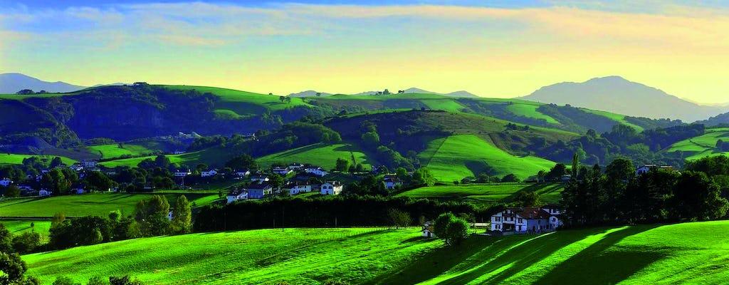 Sabores do País Basco, viagem privada de um dia saindo de Bordéus
