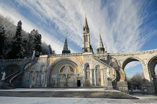 Lourdes sanctuary private day trip from Bordeaux