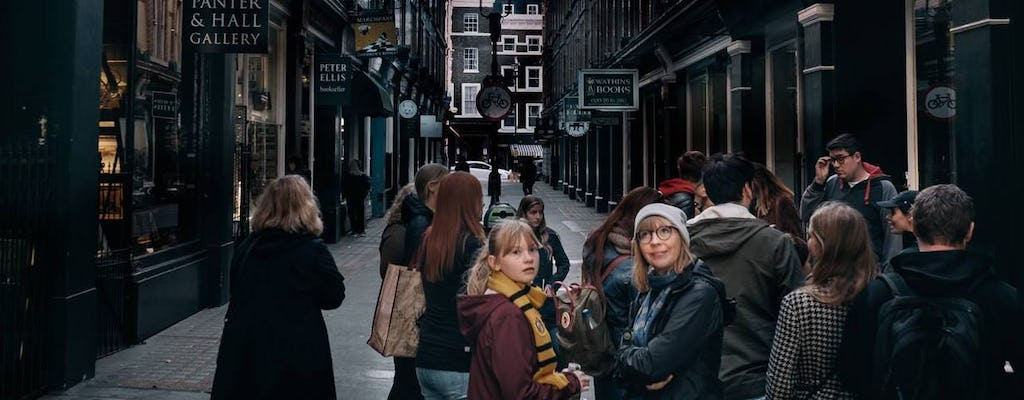 Interactive Harry Potter walking tour