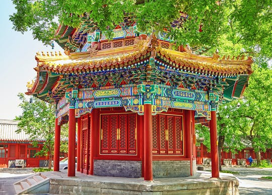 Beijing Lama Temple private tour with Hutong rickshaw ride