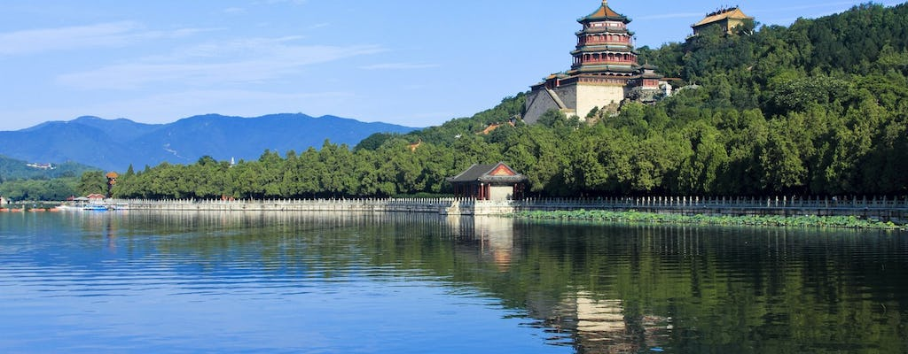 Beijing Summer Palace private tour