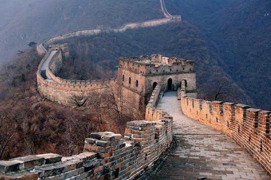 Excursão privada à Grande Muralha da China e às Tumbas Ming