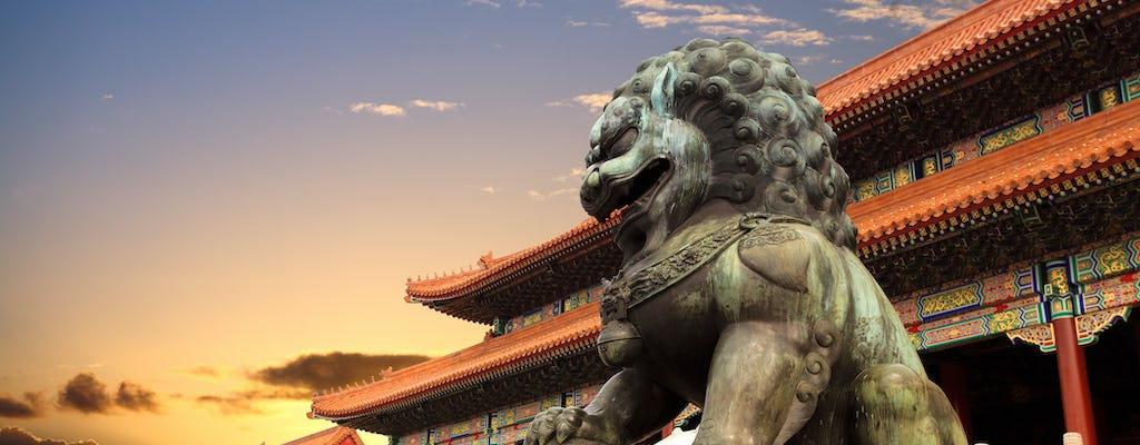 Beijing attractions private day tour