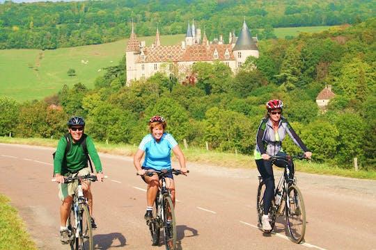 4-dniowa wycieczka rowerowa po Burgundii z Beaune