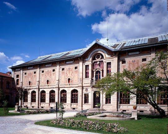 Entrance tickets to the Porcelain Museum of Limoges – Musée National Adrien Dubouché