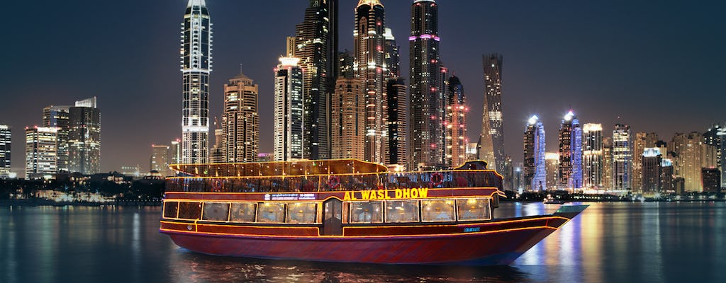Dhow Creek Cruise with Dinner