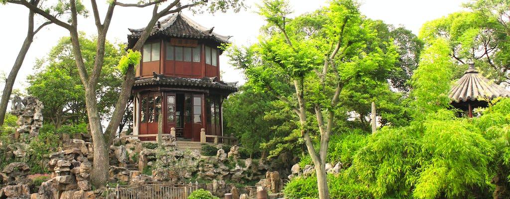 Сучжоу частная однодневная поездка из Шанхая