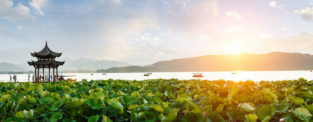 Hangzhou and West Lake private day trip from Shanghai