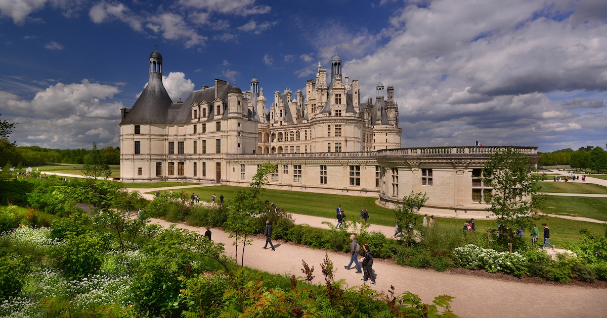 Private Tour In Loire Valley With Chenonceau And Chambord And Wine