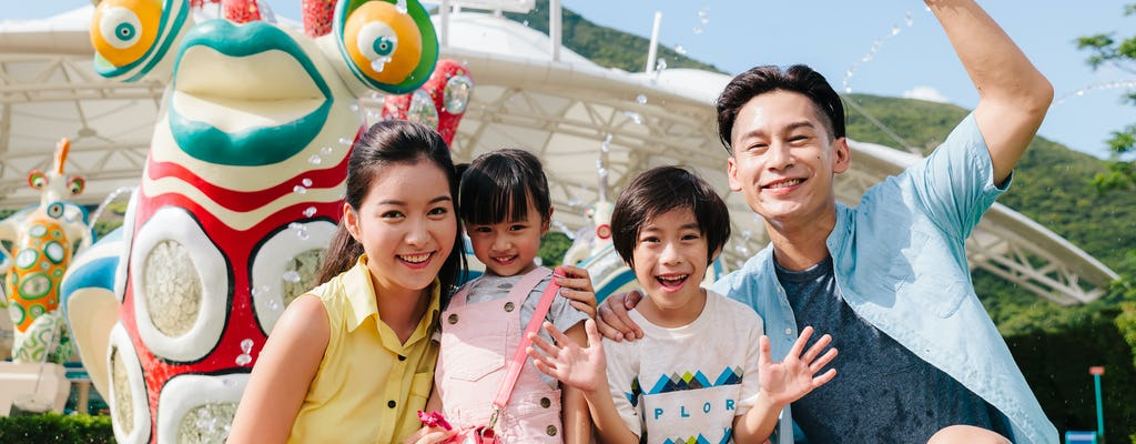 PROMO: Buy 2 for the Price of 1 - Ocean Park Hong Kong