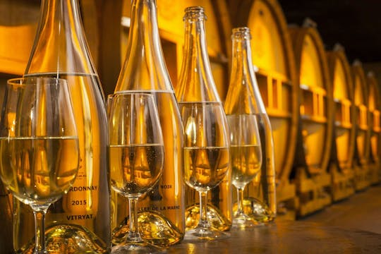 Private tour and wine tasting in Champagne with Moet et Chandon
