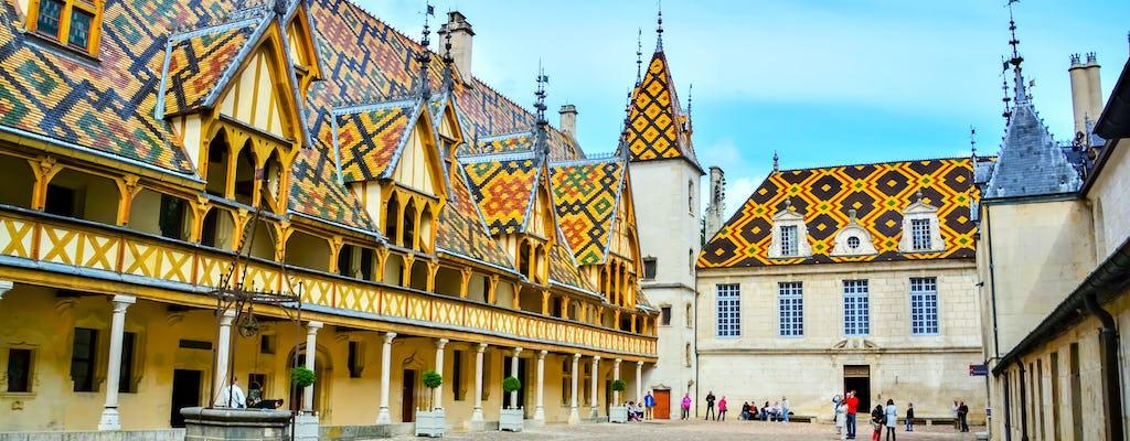 Tour privato in Borgogna con Hospices de Beaune e due cantine locali