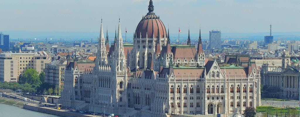 Budapest Parliament tour with Danube cruise