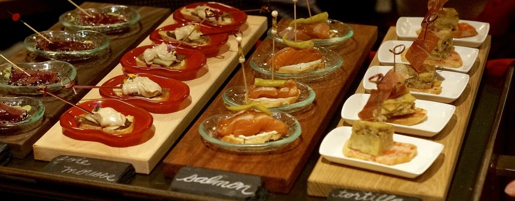Spanish tapas private gay tour with food and drinks
