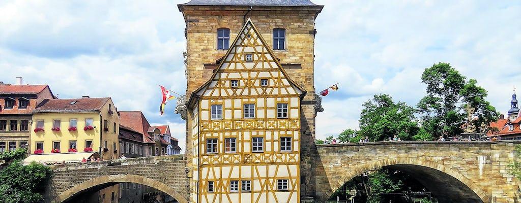 Бамберг частная пешеходная экскурсия