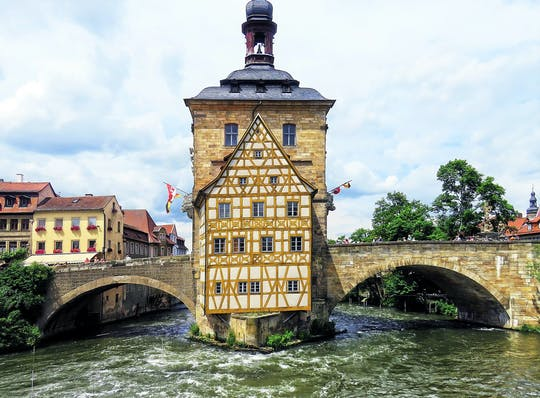 Tour privado a pie por Bamberg
