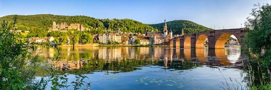 Passeio privado a pé por Heidelberg