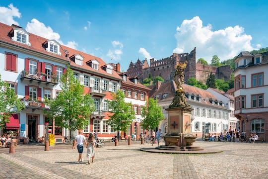 Piesza wycieczka z przewodnikiem po Heidelbergu