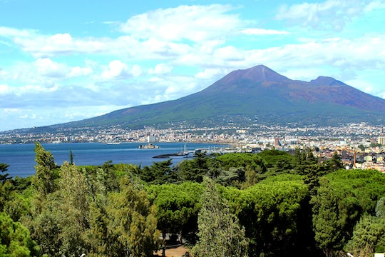 Tour of Pompeii and Mount Vesuvius from Naples