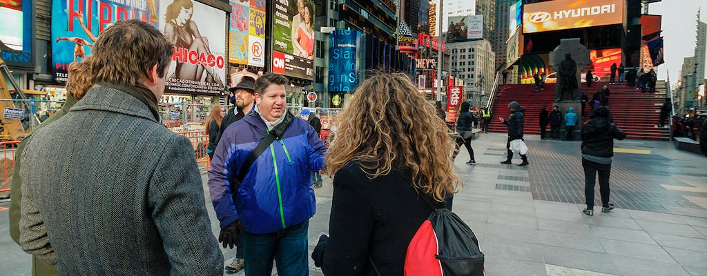 The Hidden Highlights of Broadway: Times Square and Theater District Tour