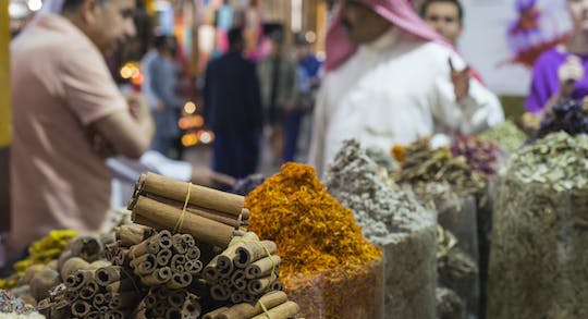 Hidden Gems of Old Dubai and the Souks