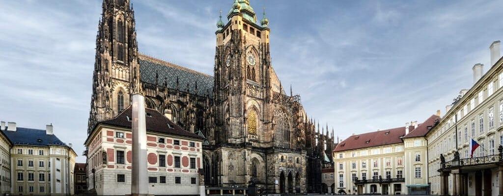 Castillo de Praga y Mala Strana, visita guiada por Praga en español