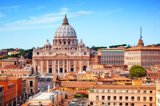 Essential Vatican guided tour: Museums and Sistine Chapel