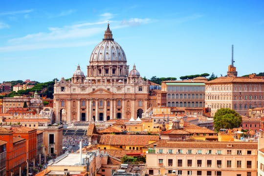Essential Vatican guided tour: Museums, St Peter's and Sistine Chapel with skip-the-line access