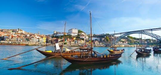 Visite d'une journée de la ville de Porto