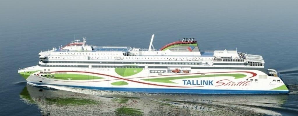 Helsinki - Tallinn - Helsinki: Tagestrip mit der Shuttlefähre