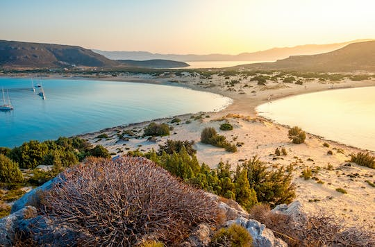 Group tour of the island of Kythira from Neapolis