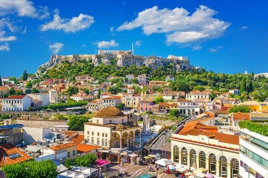 Gita di un giorno al museo di Plaka e dell'Acropoli da Costa Navarino