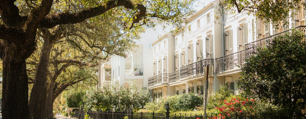 New Orleans in a Day Tour including French Quarter, Haunted House, Private Mansion, and Beignet Tasting