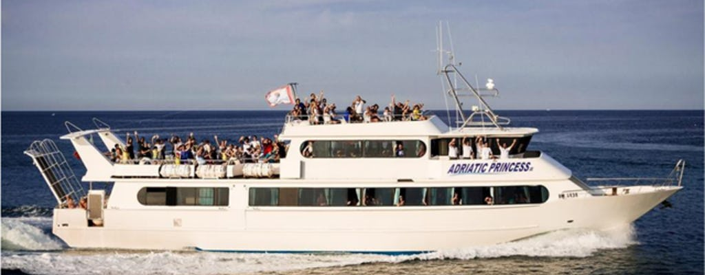 Barcolana 2019, siga a regata do hipódromo