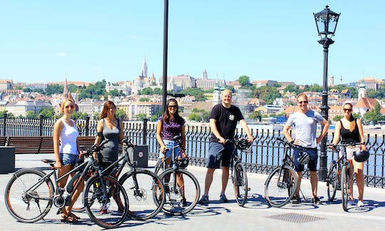 Budapest all-in-one electric bike tour