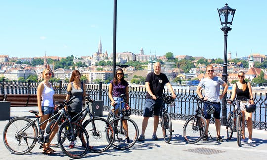 Budapest All-in-One-E-Bike-Tour