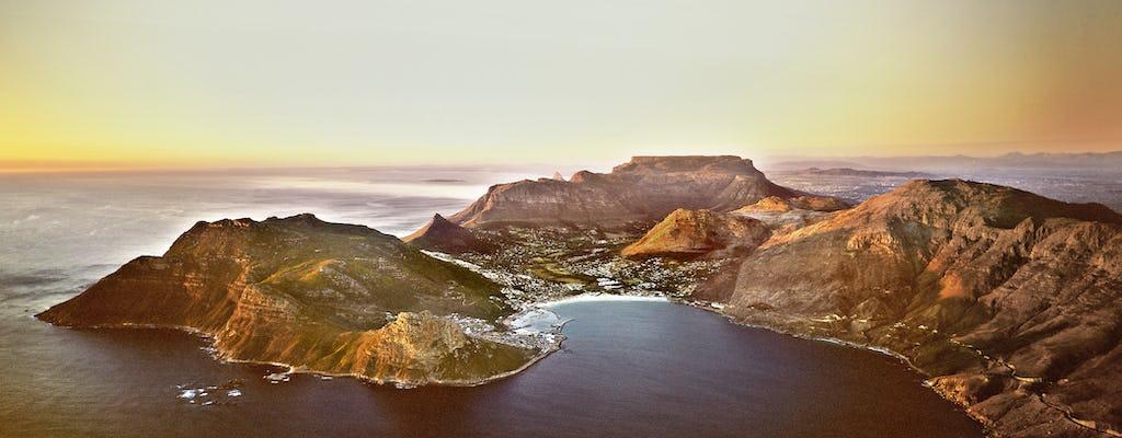 Excursão privada ou compartilhada de meio dia à Península do Cabo