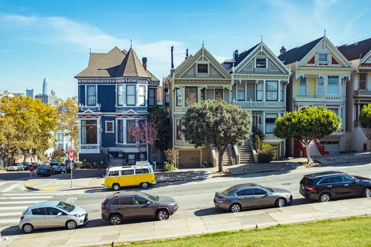 Victorian home tour of San Francisco with exclusive mansion visit