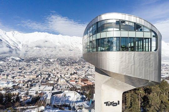 Entreeticket voor de skischansarena Bergisel in Innsbruck