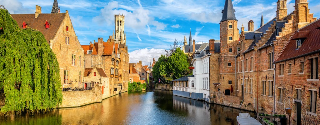 Discovery of Bruges Tour