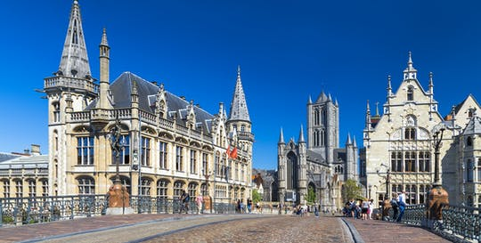 Discovery of Ghent Tour