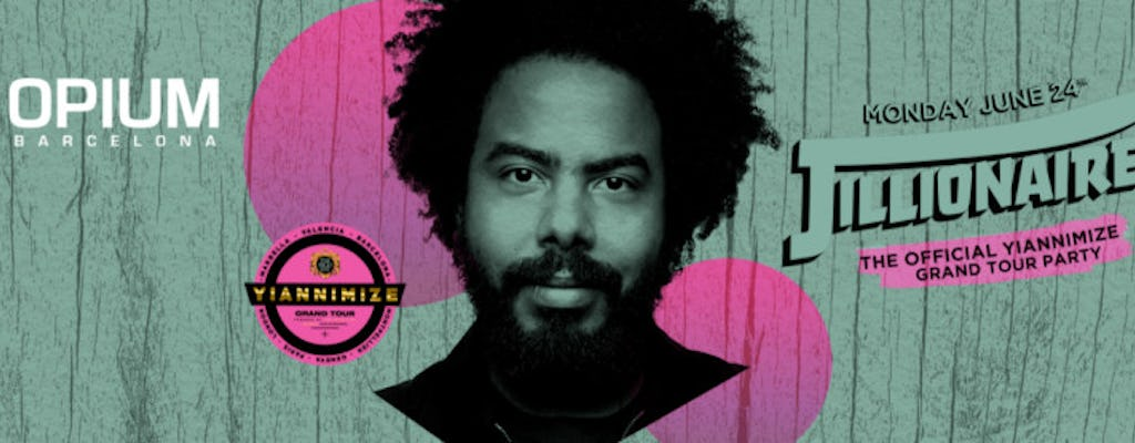 Jillionaire: The Official Yiannimize Grand Tour Party