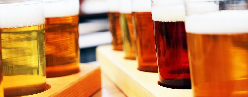 Berlin brewery tour with craft beer tasting