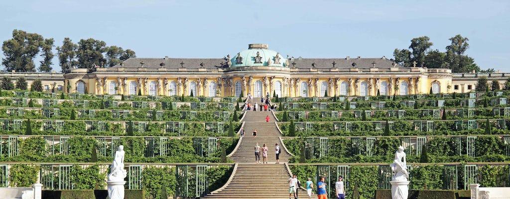 Discover Potsdam day trip from Berlin