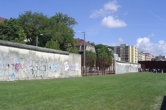 East Berlin and Cold War walking tour