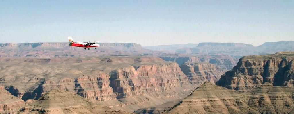 Visite visionnaire en avion et en bus Hoover Dam au départ de Las Vegas