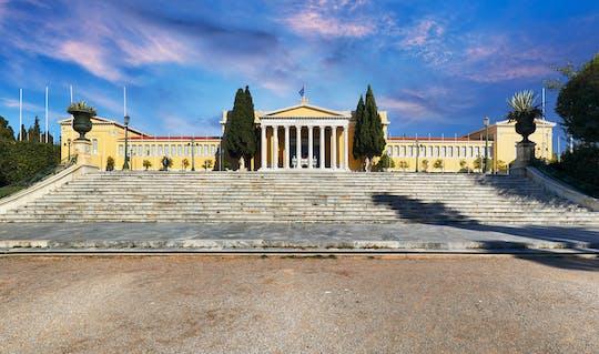 Tour a piedi delle attrazioni principali di Atene