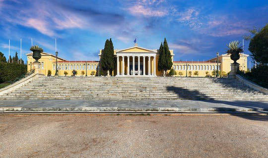 Ateny Highlights Walking Tour