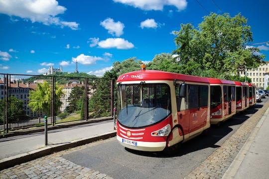 Lyon City Tram tour